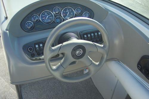 2005 CROWNLINE 216 LS W/ 5 0L V8 & CUSTOM TRAILER | Sutters Marina