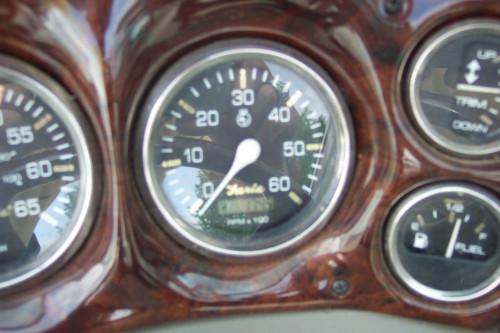 2001 CROWNLINE 225 BR W/ 5.7L EFI V8 MERC I/O