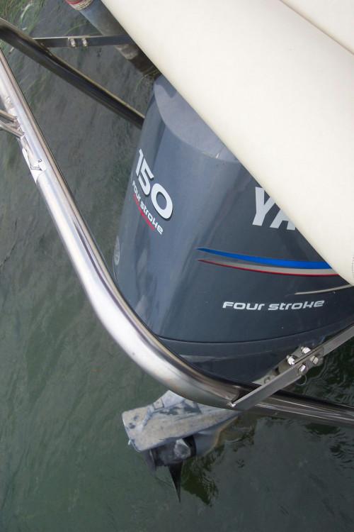 2007 BENNINGTON 2275 GL W/ YAMAHA F150 4-STROKE O/B