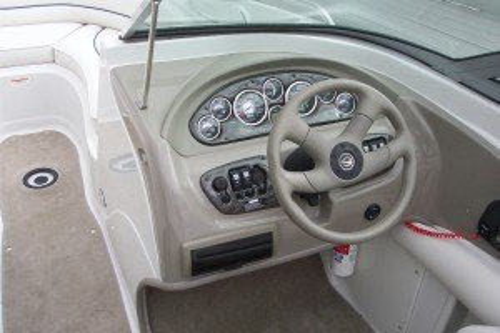 2008 CROWNLINE 210LS OPEM BOW W/ 5.0L MPI V8 MERC I/O