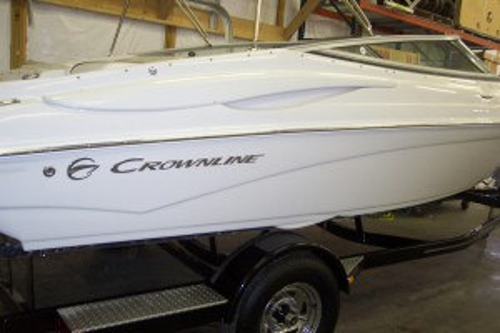 2012 CROWNLINE 21 SS W/ 4.3L MPI MERC V6 I/O