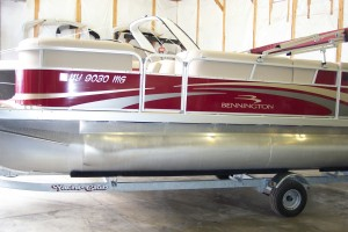 2011 BENNINGTON 20 SLI W/ YAMAHA F-50 4-STROKE O/B