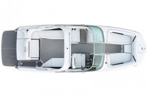 2019 REGAL 26 FASDECK W/ VOLVO V8 350 DP CAT G5 I/O