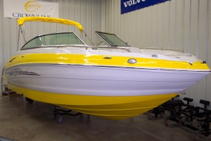 2011 CROWNLINE 245 SS