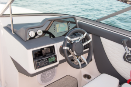 2018 26 FASDECK  w/VOLVO V8 350 DP CATALYST G5