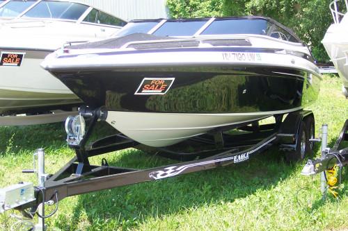 2002 CROWNLINE 202 BR SUPER SPORT