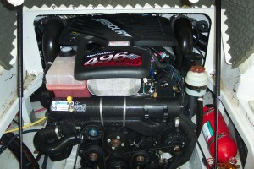 2005 CROWNLINE 275 CCR