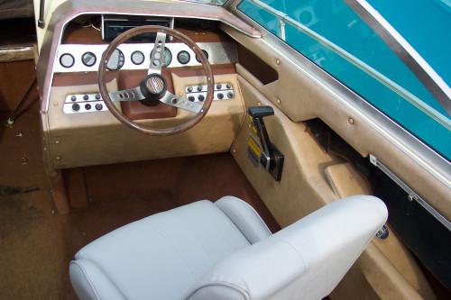 1982 SEA RAY SRV 200