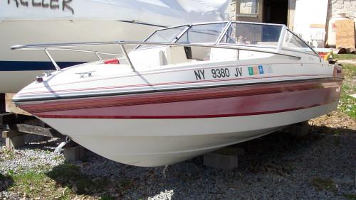 1988 WELLCRAFT CLASSIC 190