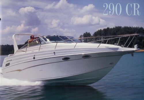 2005 CROWNLINE 290 CR