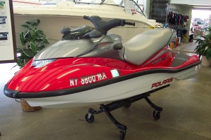2004 POLARIS MSX 140 H.O. DIRECT INJECTION