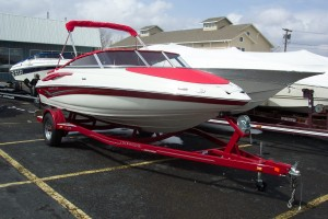 2007 CROWNLINE 190 SS