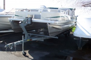 2004 SWEETWATER 2222 DF