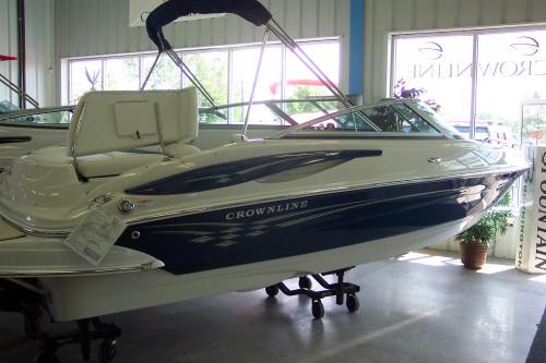 2008 CROWNLINE 210 LS