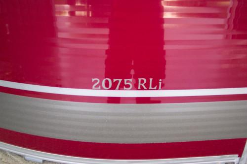 2008 BENNINGTON 2075 RLI