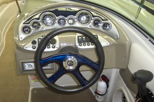 2008 CROWNLINE 240 LS