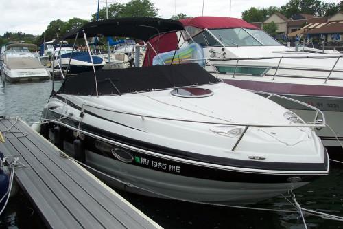 2008 CROWNLINE 230 CCR