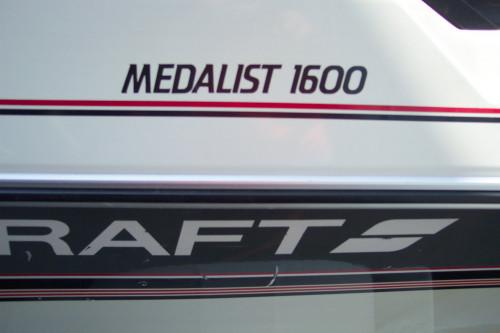 1988 STARCRAFT MEDALIST 1600