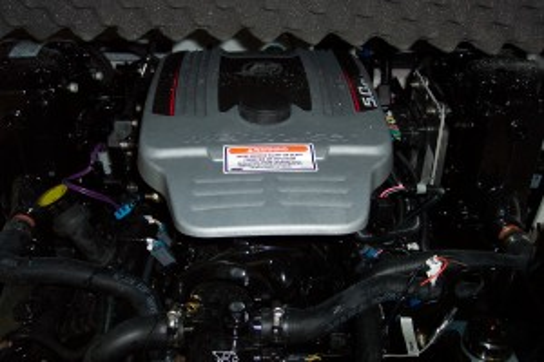 2009 CROWNLINE 220 EX