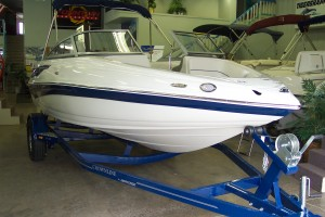 2009 CROWNLINE 19 SS
