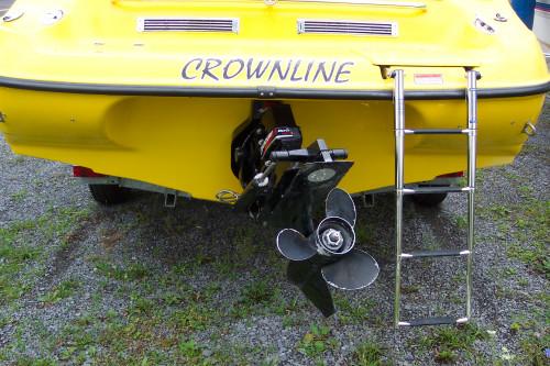2002 CROWNLINE 202 BR