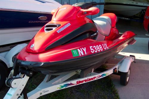 2001 SEA DOO GTX DI