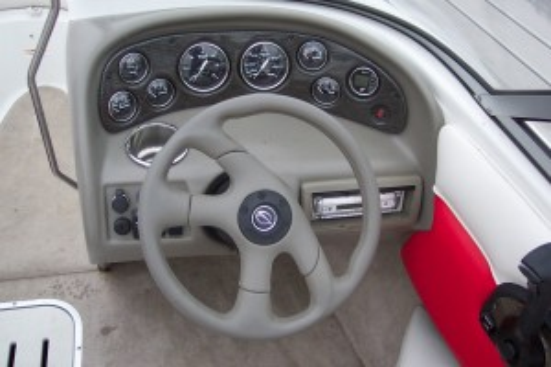2006 CROWNLINE 180 BR W/ 4.3L MERC V6 I/O & TRAILER