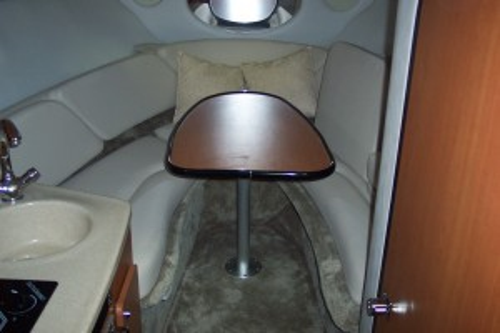 2009 CROWNLINE 250 CR W/ MERC 350 MAG MPI BRAVO III I/O