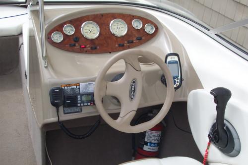 2003 BAYLINER 2150 CLASSIC CAPRI