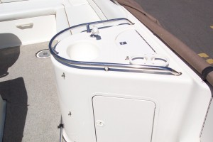 1998 SEA RAY SUN DECK 240