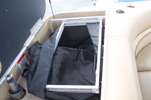 2009 BENNINGTON 2275 RLI PONTOON BOAT W/ YAMAHA F115 4-STROKE O/B