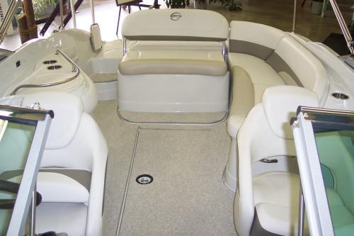 2010 CROWNLINE 252EX