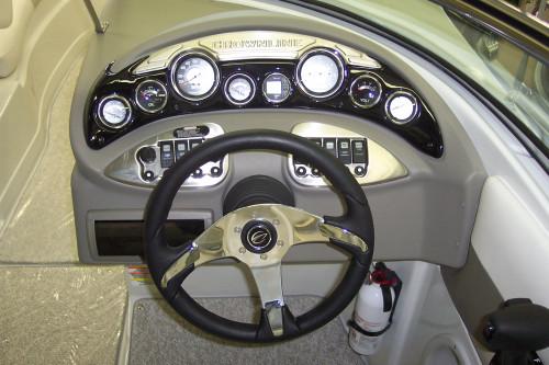 2010 CROWNLINE 252 EX