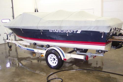 1986 STARCRAFT 191 V