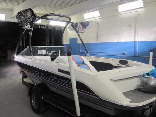 1989 BAYLINER SKI CHALLENGER 2081