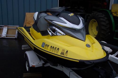 2004 SEADOO RXP