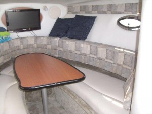 2007 CROWNLINE 270 CR W/ 496 MPI MERC BRAVO III I/O
