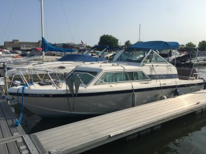 1983 CHRIS CRAFT 251 CATALINA EXPRESS CRUISER