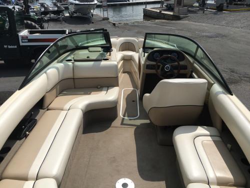 2001 MALIBU 23LSV SKI BOAT W/ 5.7L LS1 CORVETTE  V-DRIVE I/B