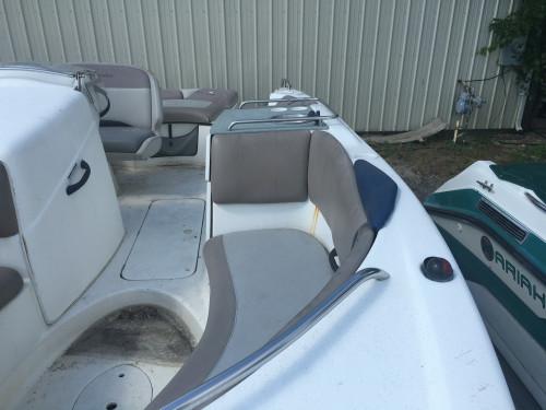 2000 SEA DOO JET BOAT W/ MERC I/B JET DRIVE