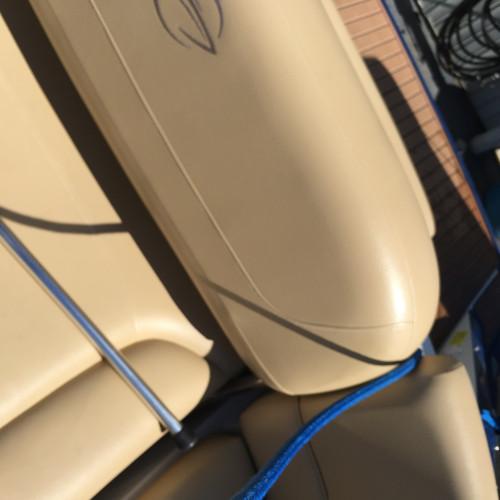 2012 CROWNLINE E6 DECK BOAT W/ MERC 350 MAG MPI BIII I/O