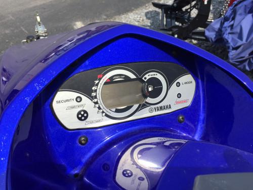 2007 YAMAHA WAVE RUNNER VX DELUXE 110 HP 4-STROKE I/B JET & TRAILER