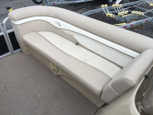 2012 BENNINGTON 20 SL PONTOON BOAT W/ YAMAHA F 70 4-STROKE O/B