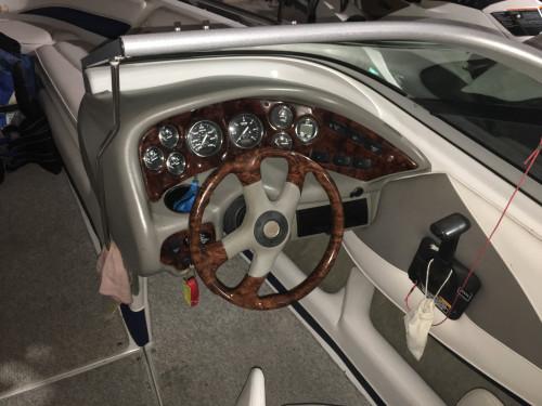 2004 CROWNLINE 202BR W/ 5.0L VOLVO V8 SX I/O