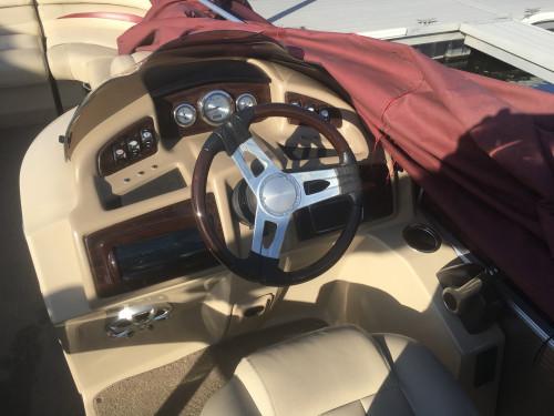 2013 BENNINGTON 2250GBR PONTOON BOAT W/ YAMAHA F115 4-STROKE O/B