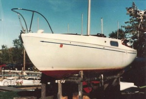 1969 COLUMBIA 24 SUNDOWNER