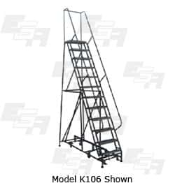 360 Degree Rotating Ladder