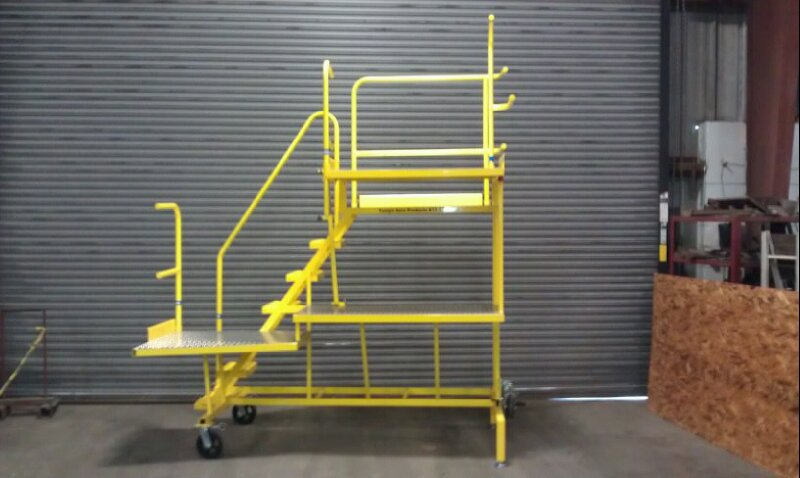 400 Series Helicopter Work Stands