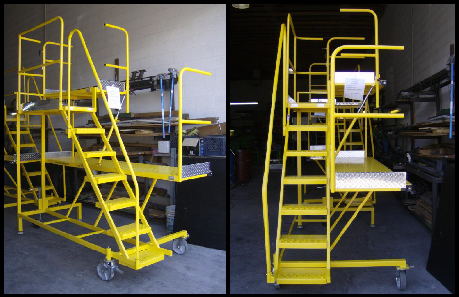 Model 400 Series Helicopter Work Stands