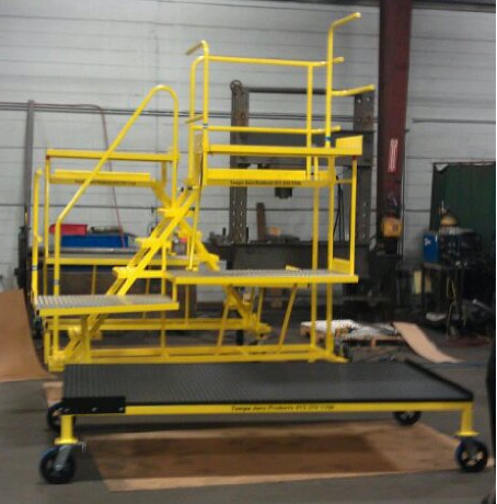 800 Series Helicopter Stands